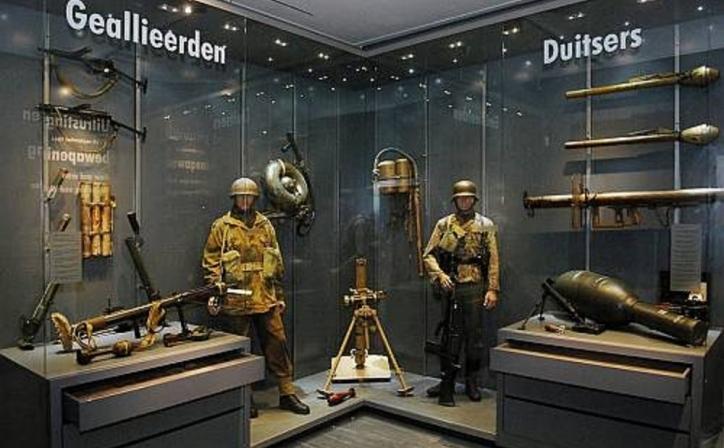 Airborne museum Hartestein