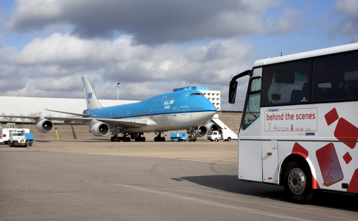 Schiphol Behind the Scenes