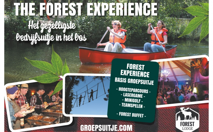 Forest Lodge - Forest Experience