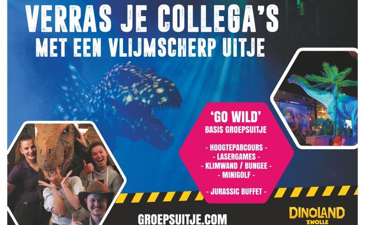 Dinosaur Café - Go Wild!