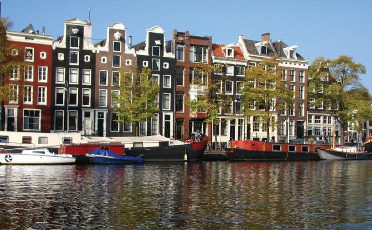 Amsterdam - 10 uurs dagreis