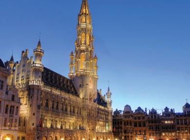 Brussel - driedaagse reis