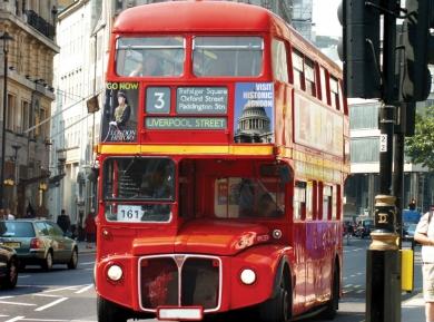 Londen - driedaagse reis