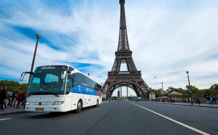 Parijs - driedaagse reis